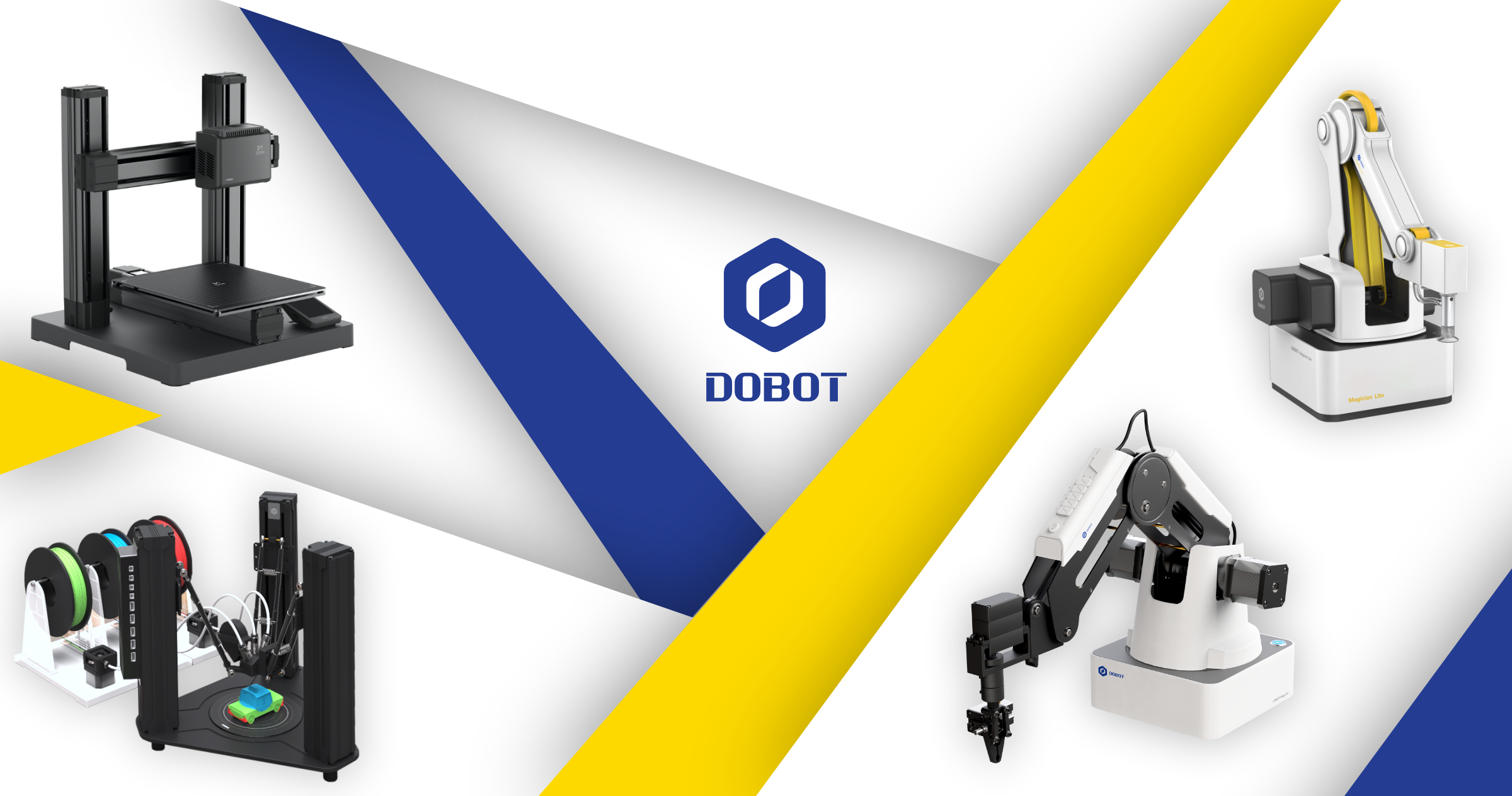 Dobot Серии и Модели